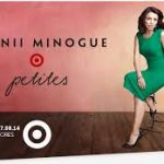 Dannii Minogue Petites For Target @ Mercedes Benz Fashion Festival